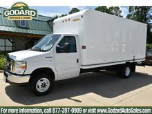 2015 FORD ECONOLINE COMMERCIAL