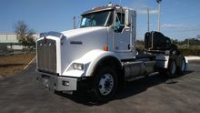 2011 KENWORTH T800 CAB CHASSIS
