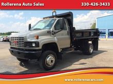 2006 GMC C4500 CAB CHASSIS