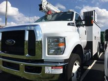 New 2016 Ford F-750