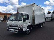 2013 MITSUBISHI FUSO FE160 BOX