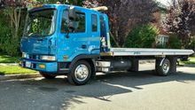 2000 BERING Rollback tow truck