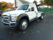 2016 FORD F450 WRECKER TOW TRUC