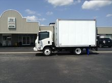 2013 ISUZU NPR HD Refrigerated