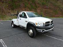 2009 Dodge Wrecker Tow Truck