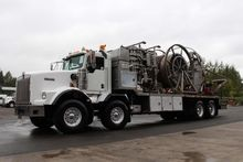 2004 KENWORTH T800 WINCH TRUCK