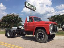 1967 FORD F750 CONVENTIONAL - D