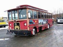 1996 CHANCE COACH TROLLEY BUS