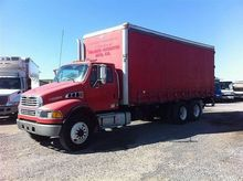 2004 STERLING ACTERRA BOX TRUCK