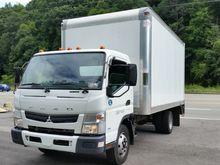 2012 MITSUBISHI FUSO FE BOX TRU