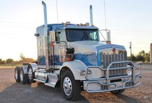 2016 KENWORTH T800 CONVENTIONAL
