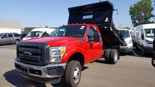 New 2015 FORD F350 D