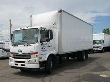2012 UD TRUCKS 2600 BOX TRUCK -