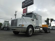 2008 INTERNATIONAL 9200I CONVEN