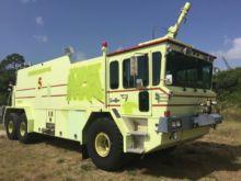 1991 OSHKOSH FIRE TRUCK
