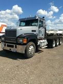 2009 MACK PINNACLE WINCH TRUCK