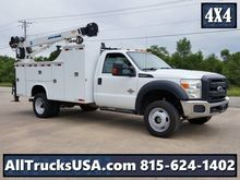 Used 2012 Ford F550