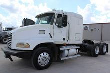 2001 MACK PINNACLE CXP613 CONVE