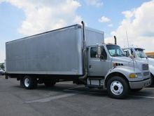 2006 STERLING ACTERRA BOX TRUCK