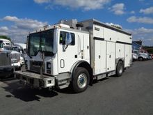 2002 MACK MR688P FIRE TRUCK