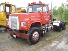 1970 MACK RS700L CONVENTIONAL -