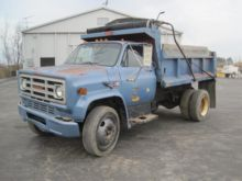 1987 GMC 7000 DUMP TRUCK