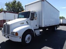 2005 KENWORTH T300 BOX TRUCK -