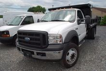 Used 2007 FORD F450