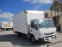 2012 MITSUBISHI FUSO FE125 BOX