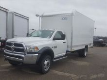 2016 RAM 4500 Chassis Cab Box t