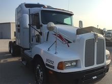 2005 KENWORTH T600 CONVENTIONAL
