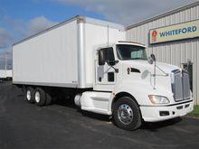 2010 KENWORTH T660 BOX TRUCK -