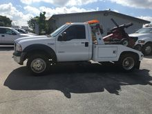 2005 FORD F450 CAB CHASSIS