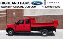 2016 Ford F350 Dump truck
