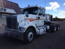 2007 INTERNATIONAL 9900I CONVEN