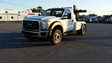 2016 FORD F450 SUPER DUTY WRECK