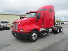 2007 KENWORTH T600 CONVENTIONAL