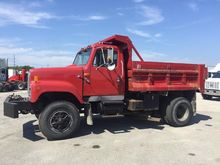 1999 INTERNATIONAL 2554 DUMP TR