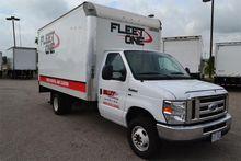 2015 FORD E350 BOX TRUCK - STRA