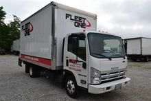 2014 ISUZU NPR HD BOX TRUCK - S