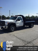 2016 FORD F-550 CAB CHASSIS