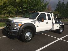 New 2016 FORD F550 W
