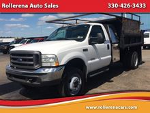 2004 FORD F-450 CAB CHASSIS