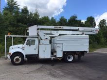 1998 LIFT-ALL LAOC 55-1S BUCKET