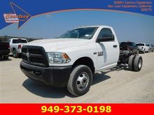 2014 RAM 3500 CHASSIS CAB CHASS