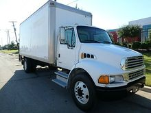 2009 STERLING ACTERRA BOX TRUCK