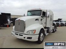 2012 KENWORTH T600 CONVENTIONAL