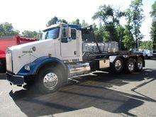 2010 KENWORTH T800 GARBAGE TRUC