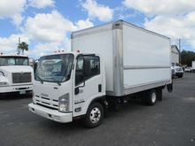 2012 ISUZU NPR HD Box truck - s