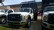 2016 FORD F-550 CHASSIS CAB CHA